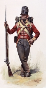 A Redcoat