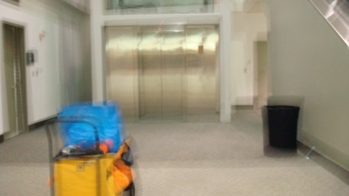 Bottom of same elevatore
