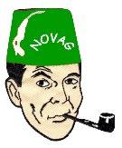 Novag Fez & pipe