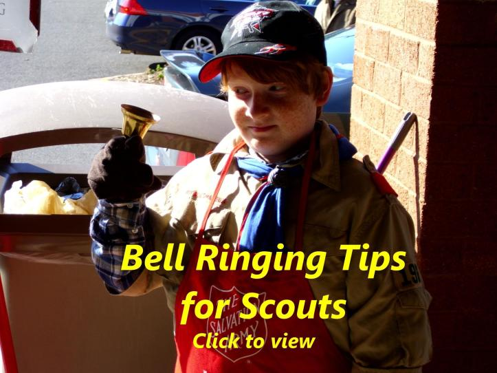 Bell Ringing Tips for Scouts