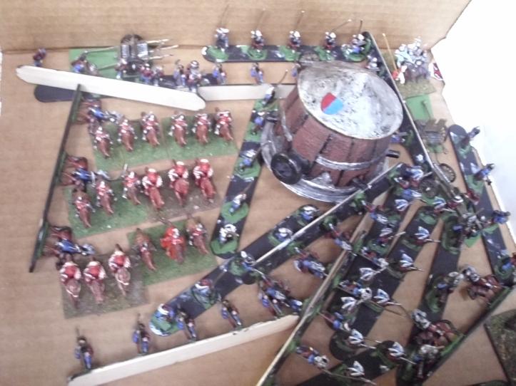 Leonardo's Army