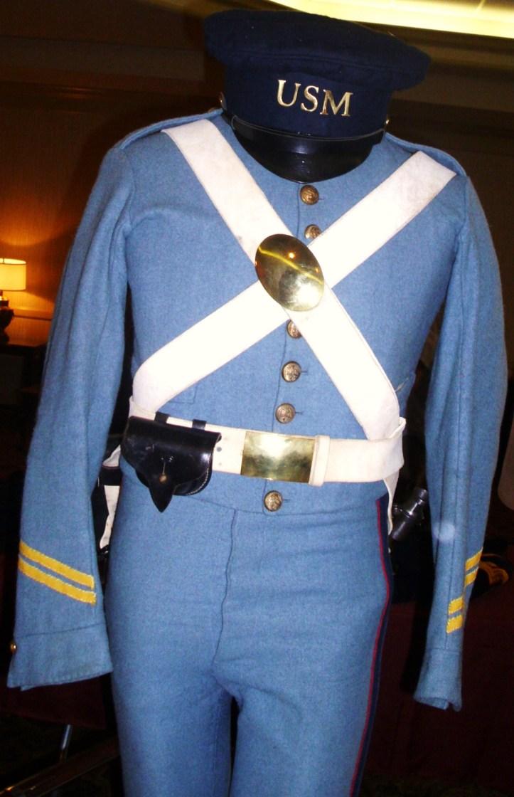 Marine Corps Exhibit, Lobby