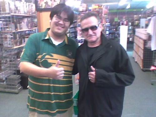 robin williams in hobby shop