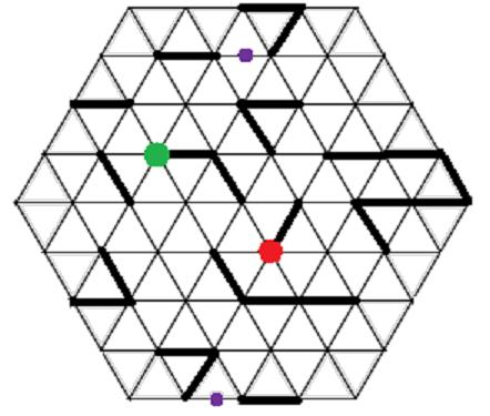 Hexagon Puzzler