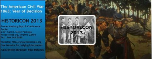 HISTORICON 2013 is this week