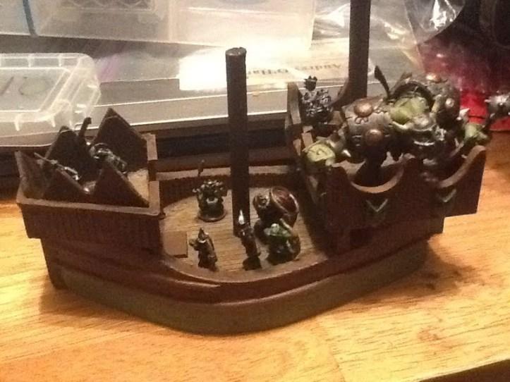 Orcish Ship