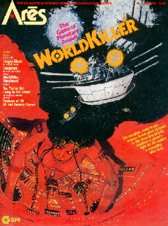 say whatever you like about 70s graphic styles, this is colorful and memorable.