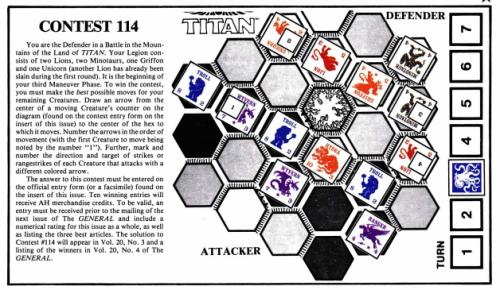 Titan puzzle