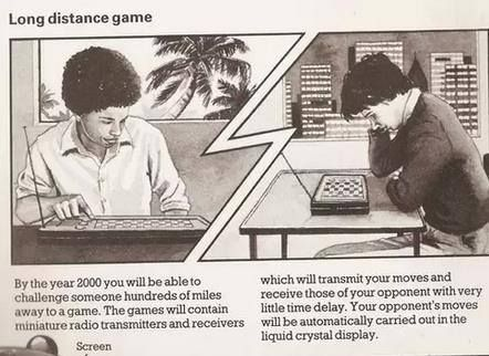 Today's moment of Zen: Playing Games Remotely