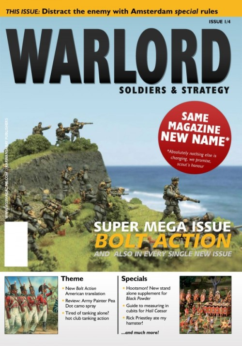 WARLORD Soldiers and Strategy