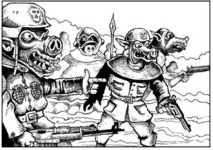 Mutant Future Pigmen