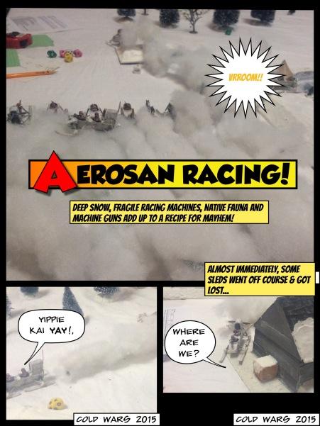 Aerosani! cover